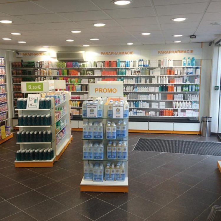 Pharmacie des Tourelles – Orléans
