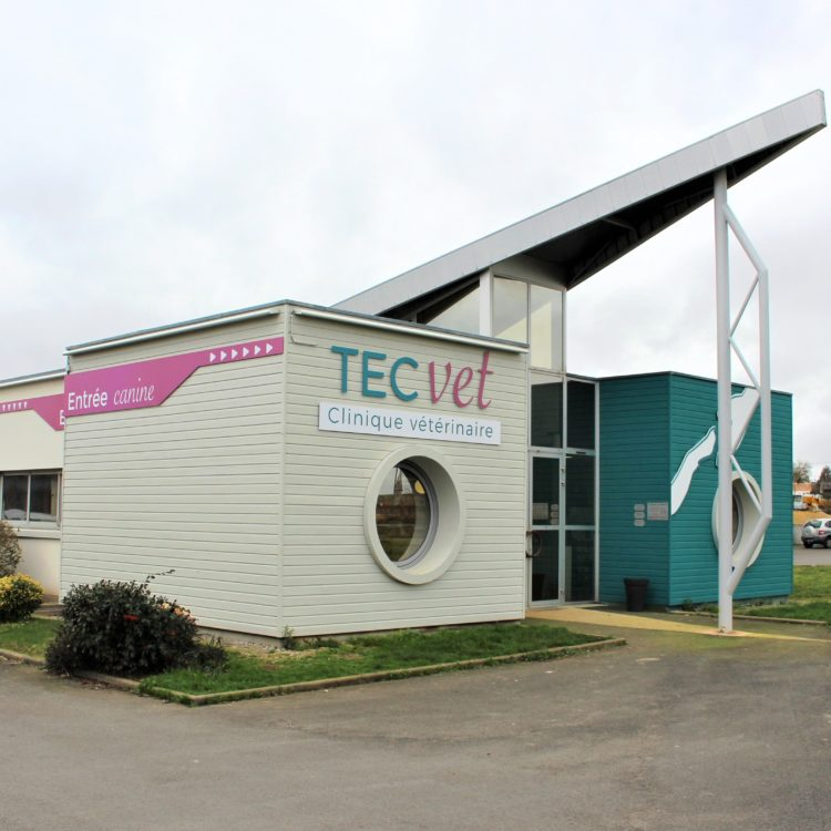 Clinique vétérinaire Tecvet – Vouillé
