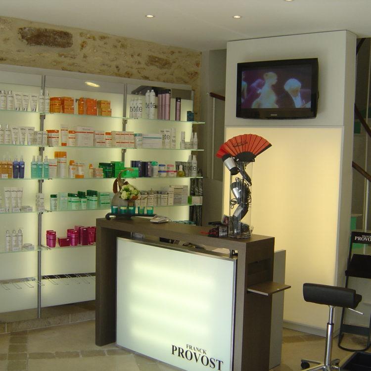 Salon de coiffure Franck Provost – Rambouillet