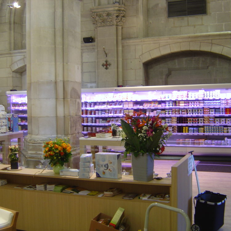 Magasin bio – Nantes