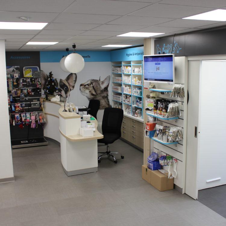 Clinique vétérinaire des Alouettes – Nanterre