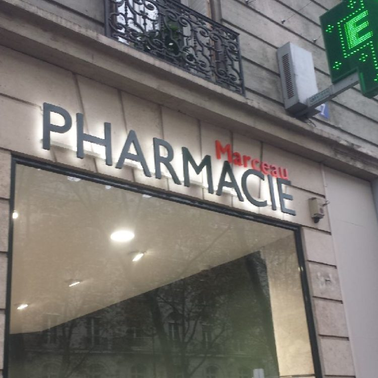 Pharmacie Marceau – Orléans