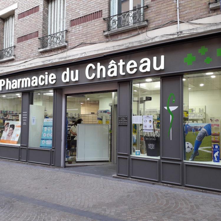 Pharmacie du chateau – Rueil malmaison