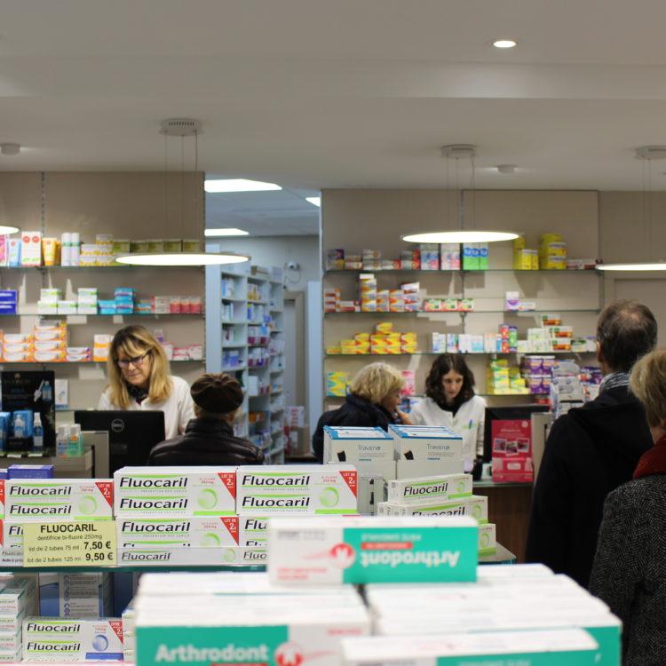 Pharmacie de la mairie – L'Hay les roses