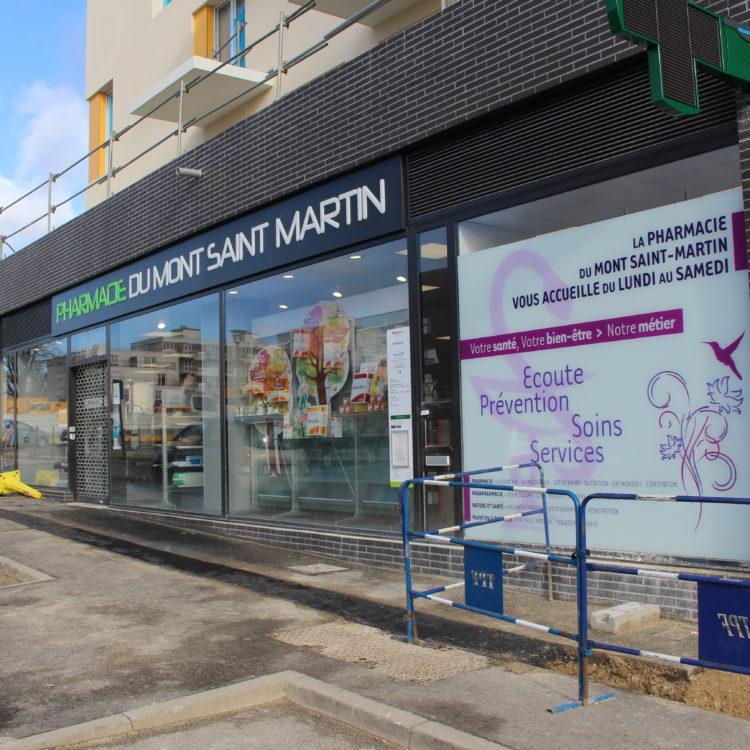 Pharmacie du mont saint martin – Nemours